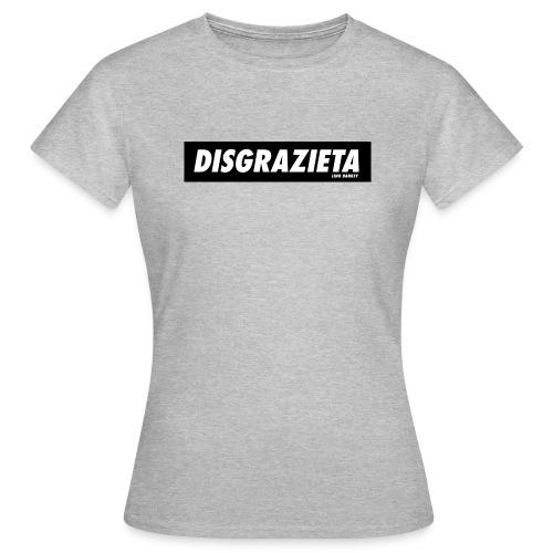 disgrazieta jpg - Maglietta da donna