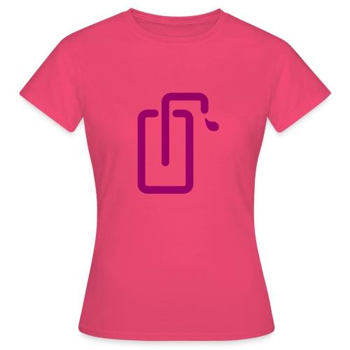 Liquidsoap logo - T-shirt Femme