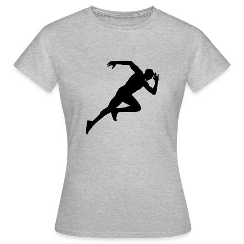 RunnGabz - T-skjorte for kvinner