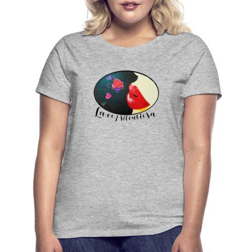 La Voz Silenciosa - Besos - Camiseta mujer