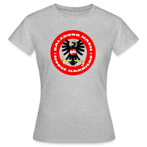 Salzburg Hash Logo - Women's T-Shirt