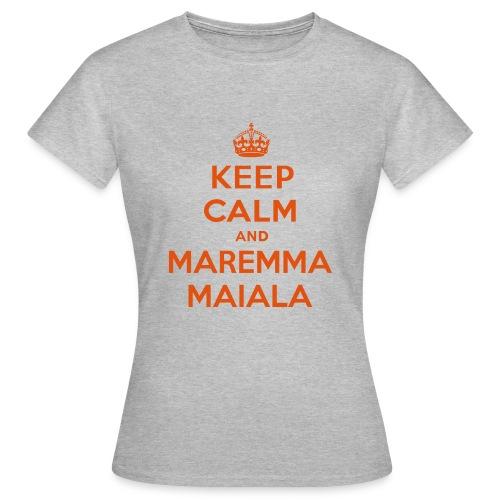 keepmaremma - Maglietta da donna