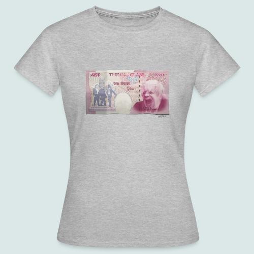 The Ruling Class - Women's T-Shirt