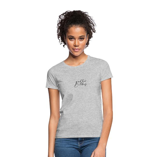 Junggesellenabschied T Shirt Bitches