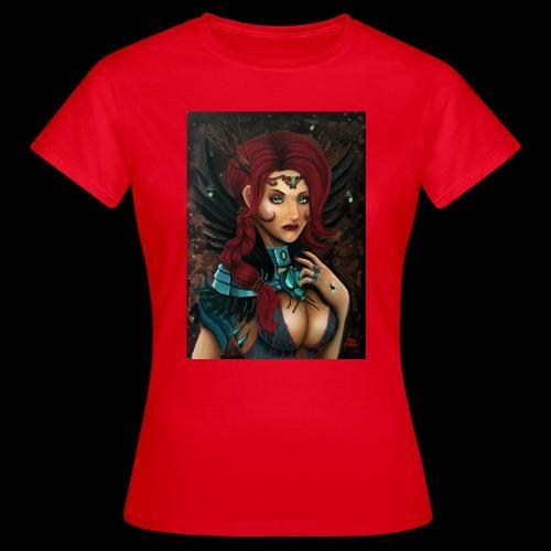 Nymph - Women's T-Shirt