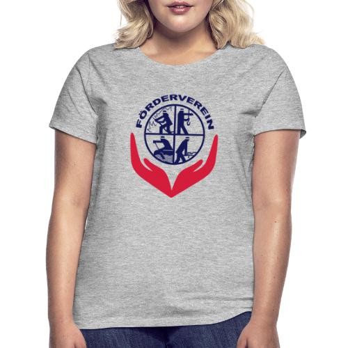 Symbol_FVFFG_3Color_NEU - Frauen T-Shirt