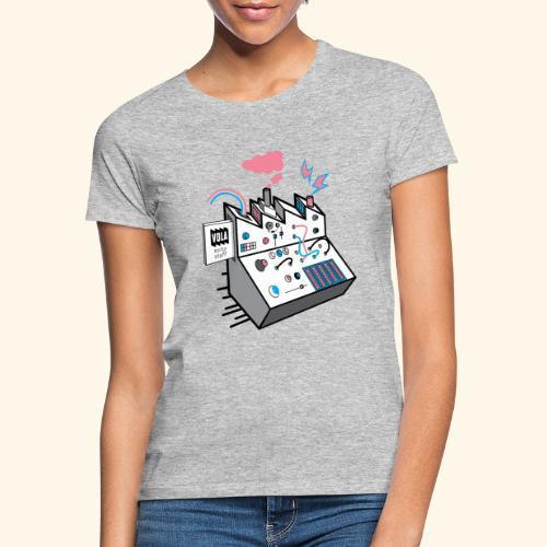 Noise Factory - Naisten t-paita