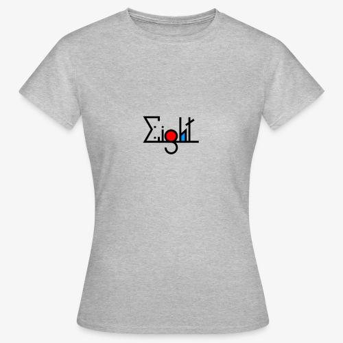 EIGHT LOGO - T-shirt Femme