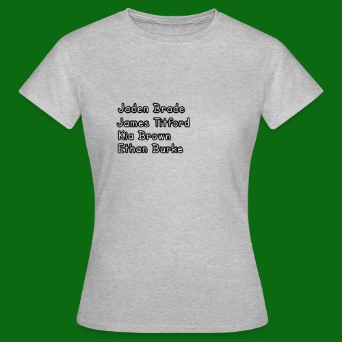 Glog names - Women's T-Shirt