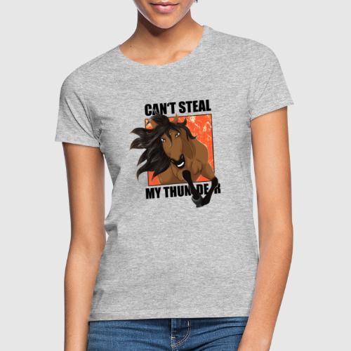PERCY Design 2 für HELLE Stoffe - Frauen T-Shirt