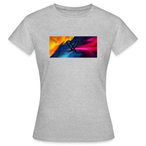 Box_logo_2 - Dame-T-shirt