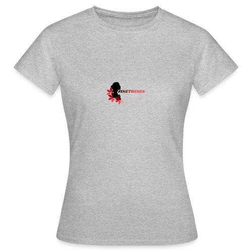 FINETHINGS - T-shirt Femme