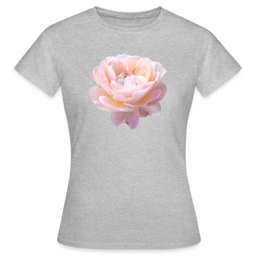 A pink flower - Women's T-Shirt