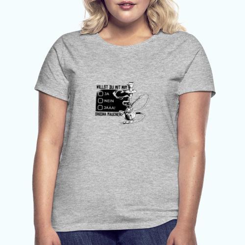 Shisha fan - Women's T-Shirt