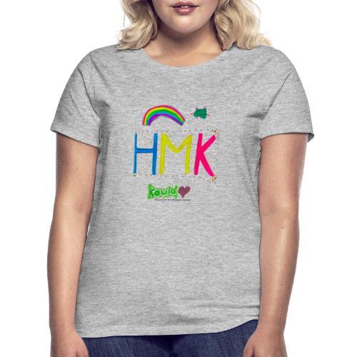 HMK Montessori-koulun omat - Naisten t-paita