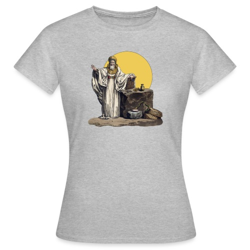Druido (Sole Luna) - Maglietta da donna