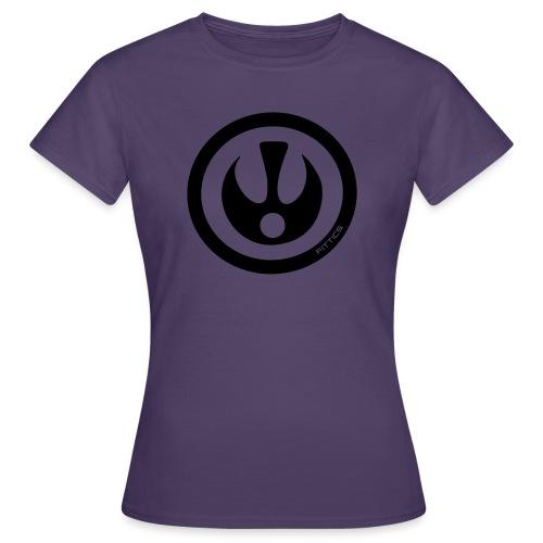 FITTICS SHIELD White - Women's T-Shirt