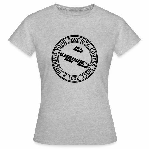 Badge - T-shirt Femme