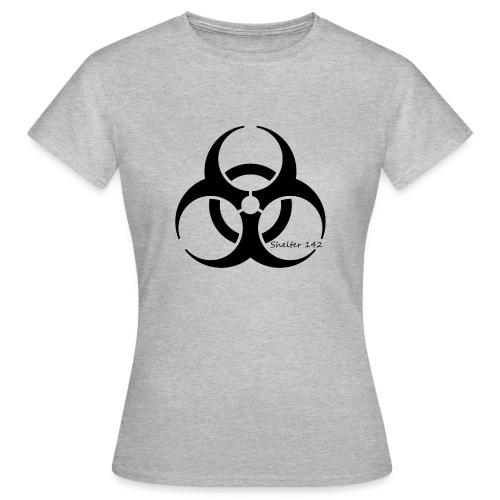 Biohazard - Shelter 142 - Frauen T-Shirt