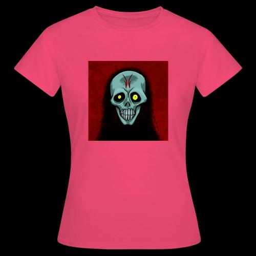 Ghost skull - Women's T-Shirt