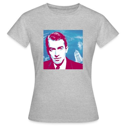 James Stewart Chicago - Vrouwen T-shirt