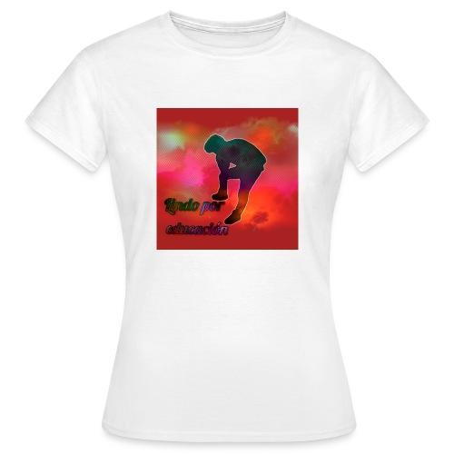 Lindo por educacion - Camiseta mujer