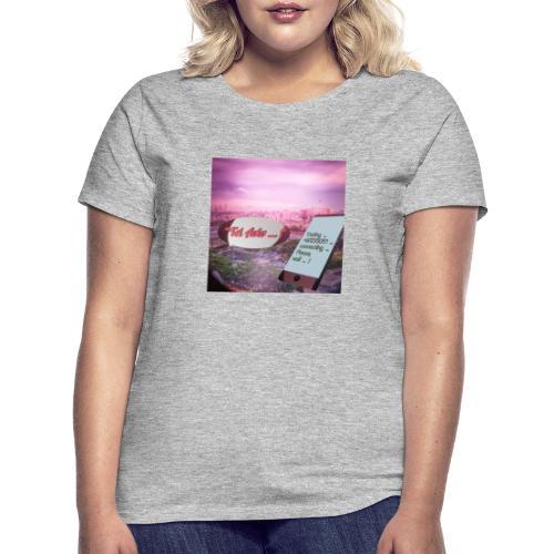 Tal Aviv is calling - traumhafter Sehnsuchtsort - Frauen T-Shirt