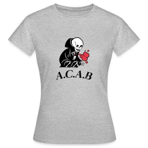 la mort - T-shirt Femme