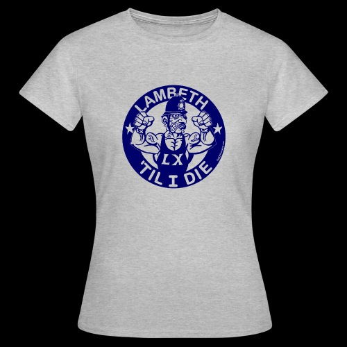 LAMBETH - NAVY BLUE - Women's T-Shirt