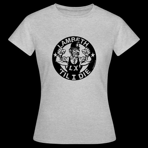 LAMBETH - BLACK - Women's T-Shirt