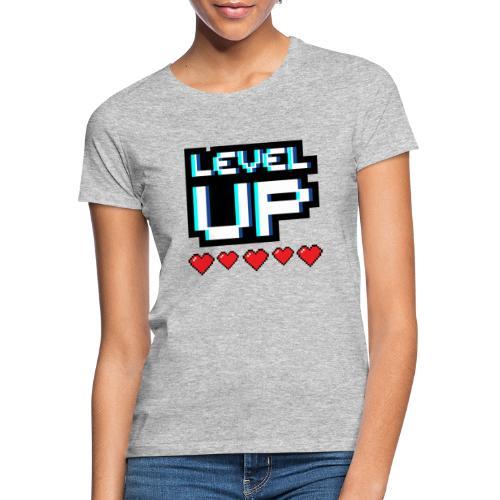 levelup - T-shirt dam