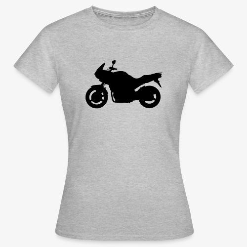 TDM 900 Silhouette - Vrouwen T-shirt