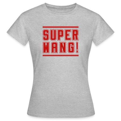 LOGO TRANSPARENT ohne rand PNG - Frauen T-Shirt