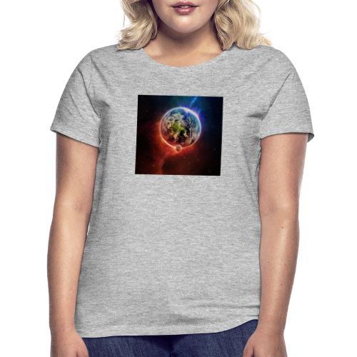 espacio - Camiseta mujer