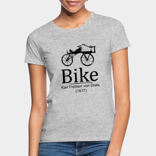 Bike - Camiseta mujer