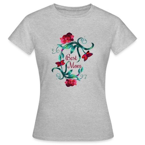Best Mom - Frauen T-Shirt