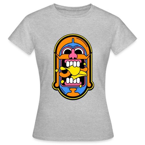 Snackspertti – Historian Sipsien Rapinaa -logo - Naisten t-paita