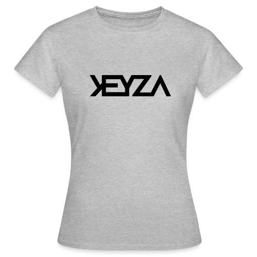 KEYZA LOGO - Frauen T-Shirt