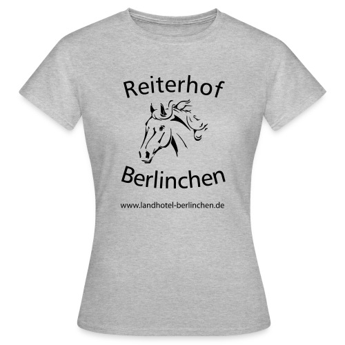 Reiterhof Berlinchen - Frauen T-Shirt