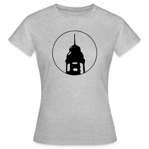 Neckarstadtblog Logo - Frauen T-Shirt