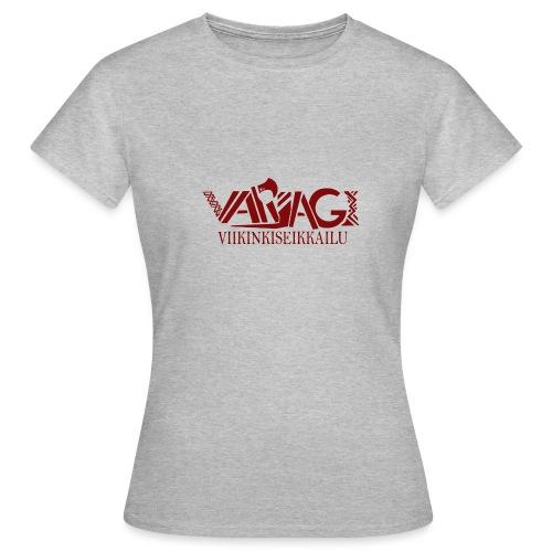 Varjagi Punainen - Naisten t-paita