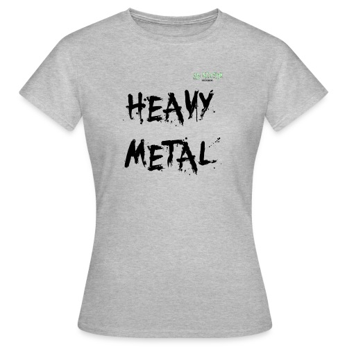 Heavy metal shirt - Maglietta da donna