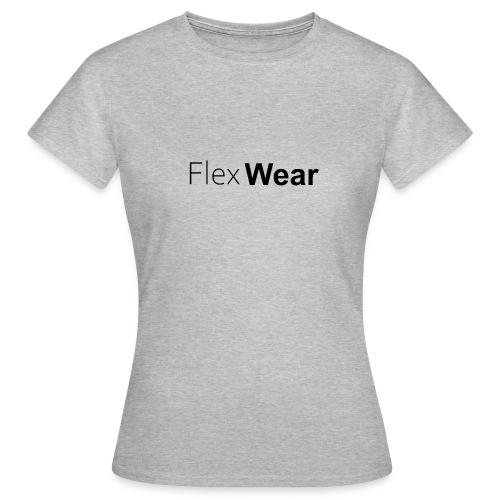 FlexWear Standard - T-skjorte for kvinner