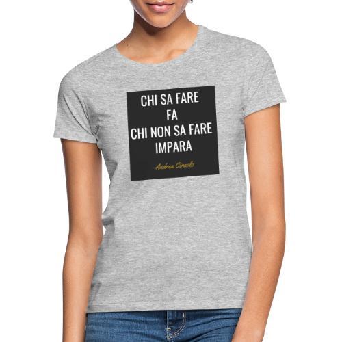 Ciraolo - Maglietta da donna