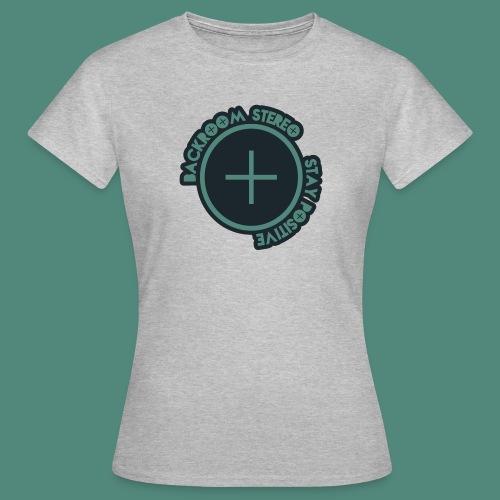 Sticker Logo - Women's T-Shirt