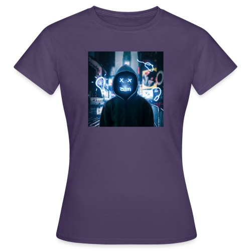 Robot Men - Vrouwen T-shirt