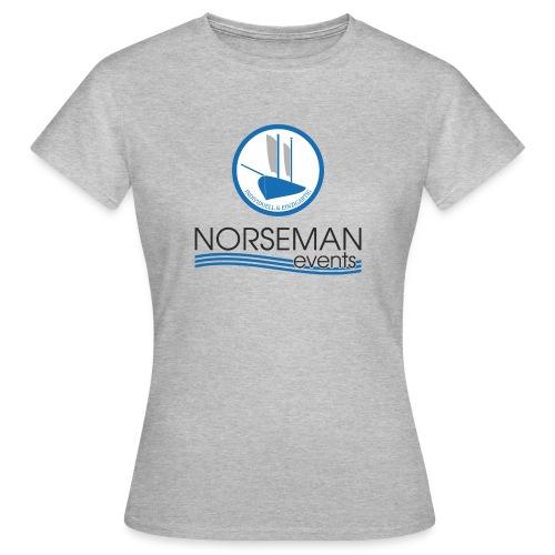 norseman logo - Frauen T-Shirt