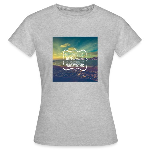 summer - Camiseta mujer