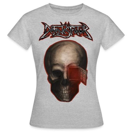 MMx3_Tshirt_demo2 - T-shirt Femme
