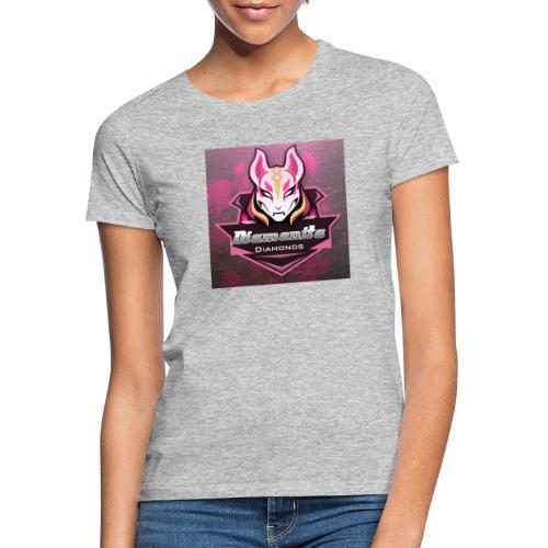 dia icon - Dame-T-shirt